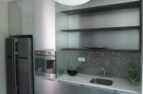 Matte Kitchen Cabinet Design