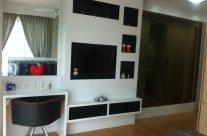Bedroom TV Wall Panel