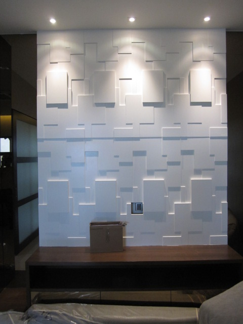 3d Feature Wall