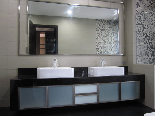 Bathroom cabinets for Bathroom designs malaysia