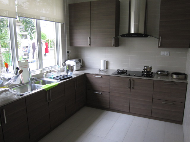 Formica Laminated Kitchen Cabinet Lky Renovation Works